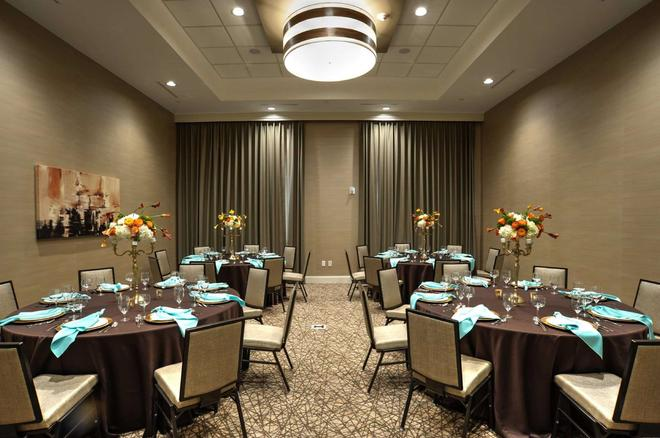 Embassy Suites by Hilton Oklahoma City Downtown-Medical Ctr - Oklahoma City - Banquet hall