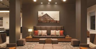 Embassy Suites Oklahoma City Downtown/Medical Center - Oklahoma City - Lounge