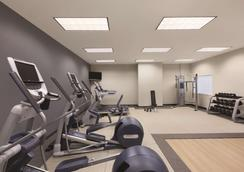 Embassy Suites by Hilton Oklahoma City Downtown-Medical Ctr - Oklahoma City - Fitnessbereich