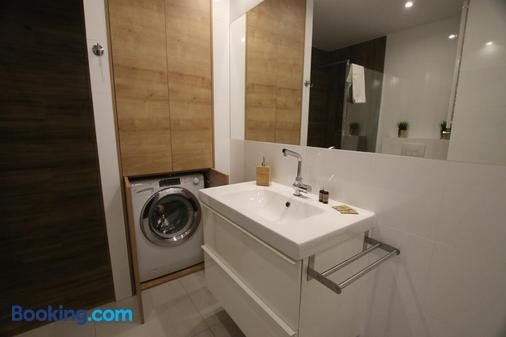 Browar Lubicz Residence - Official Aparthotel - Krakow - Bathroom