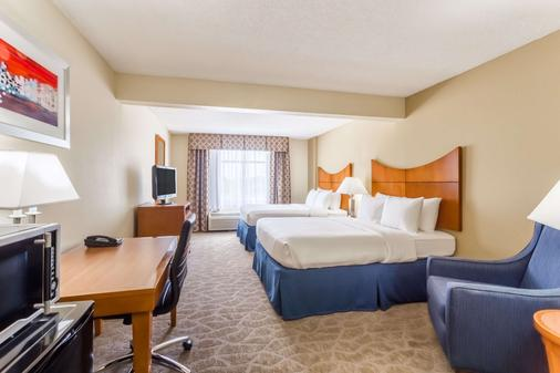 Wingate by Wyndham Convention Ctr Closest Universal Orlando - Orlando - Bedroom