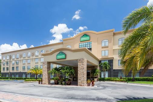 Wingate by Wyndham Convention Ctr Closest Universal Orlando - Orlando - Building