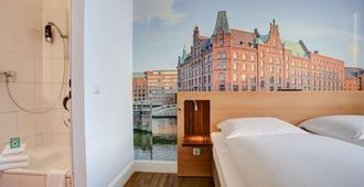 Hotel Keese - Hamburg - Bedroom
