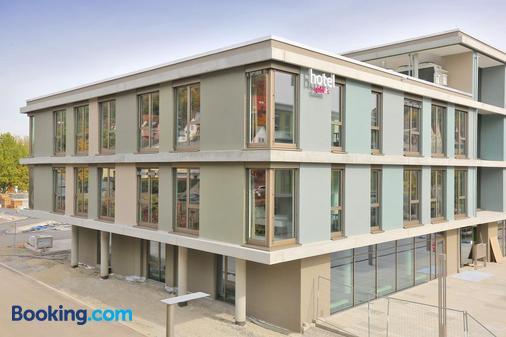 Qubixx Stadtmittehotel - Schwäbisch Hall - Building