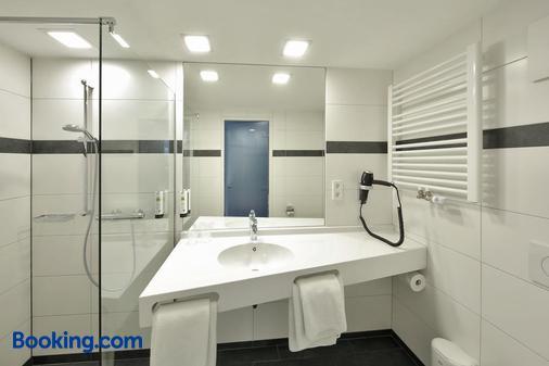 Qubixx Stadtmittehotel - Schwäbisch Hall - Bathroom