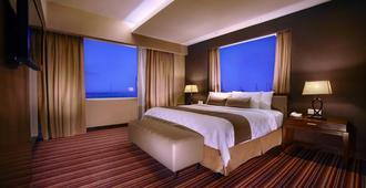 Aston Makassar Hotel & Convention Center - Makassar - Makuuhuone