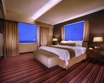 Aston Makassar Hotel & Convention Center - Makassar - Bedroom