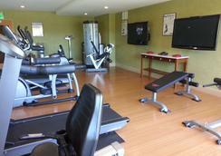 Miyako Hybrid Hotel Torrance - Torrance - Gym