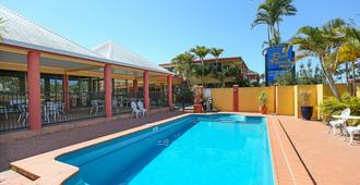 Reef Resort Motel - Mackay - Πισίνα