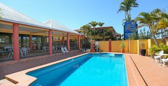 Reef Resort Motel - מאקאי - בריכה