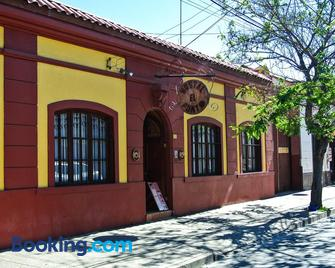 Hostal El Punto - La Serena - Gebouw