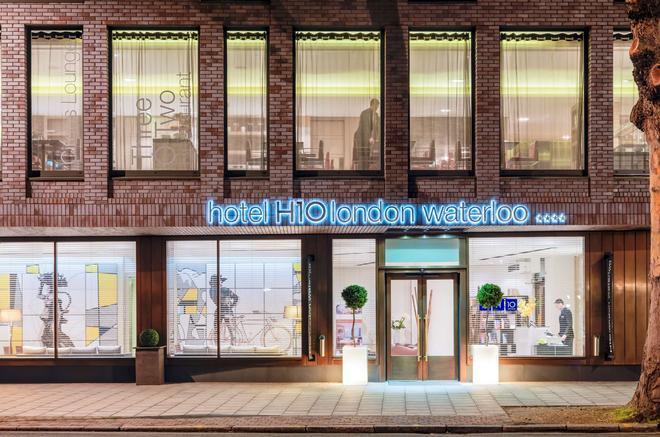 倫敦滑鐵盧H10酒店 - 倫敦 - 建築
