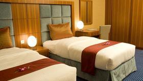 哈姆拉城市季節酒店 - 阿布達比 - 阿布達比 - 臥室