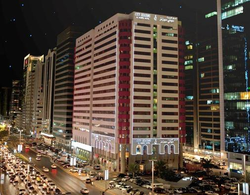City Seasons Al Hamra Hotel - Abu Dhabi - Building