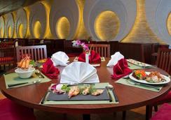 City Seasons Al Hamra Hotel - Abu Dhabi - Nhà hàng