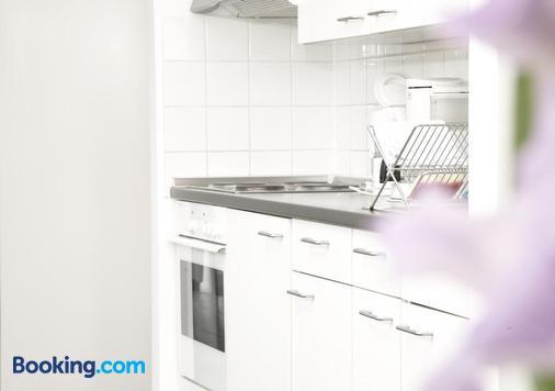 Karlito Apartmenthaus - Berlin - Phòng bếp