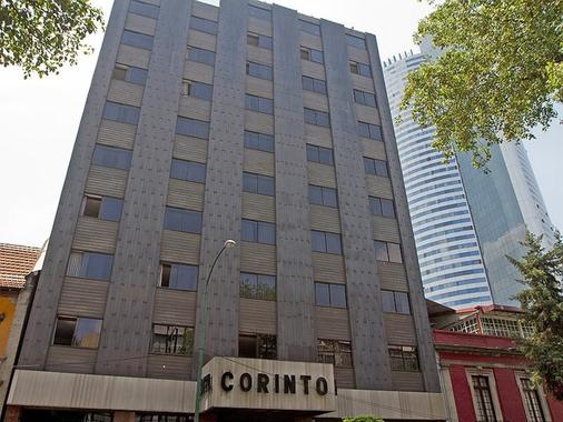 Corinto Hotel - Mexico City - Building