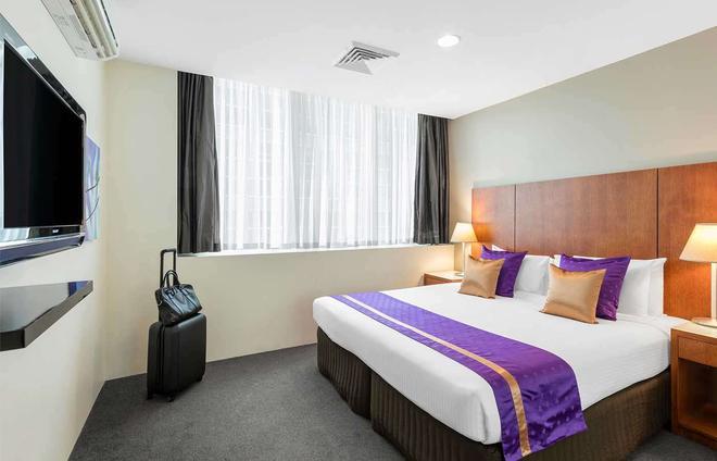 Park Regis Griffin Suites - Melbourne - Bedroom
