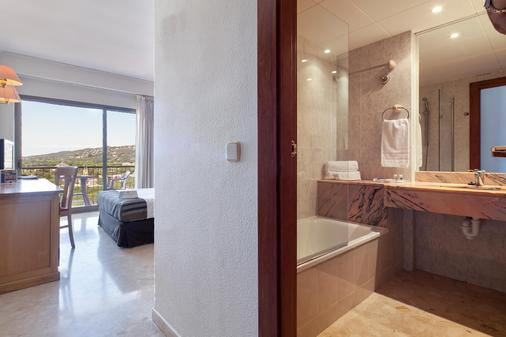 Hotel Columbus - Platja d'Aro - Bathroom