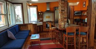 Admiral Stirling Inn - Río Margaret - Sala de estar