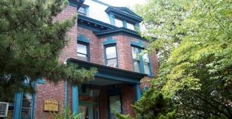 The Kalorama Guest House - Washington - Building