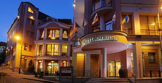 Wellness & Spa Hotel Ambiente - Carlsbad - Building