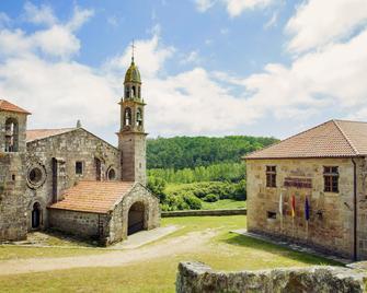 Hostel Monasterio de Moraime - Muxia - Вигляд зовні