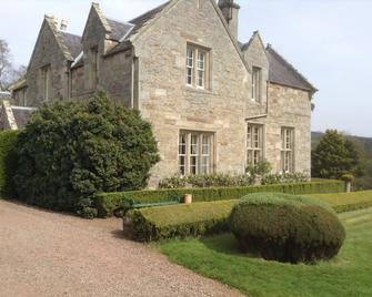 Hundalee House Bed And Breakfast - Jedburgh - Gebouw