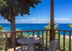 Aeolos Beach Resort - Gastouri - Balkon