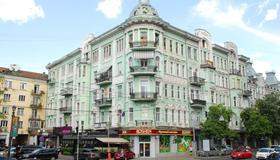 Mini-Hotel Maison Blanche Kyiv - Kiova - Rakennus