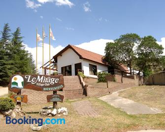 Le Mirage Village Club Resort - Villa Carlos Paz - Building