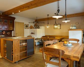 Gästehaus Schönanger - Grainau - Dining room