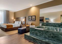 Comfort Suites Baytown - Baytown - Makuuhuone