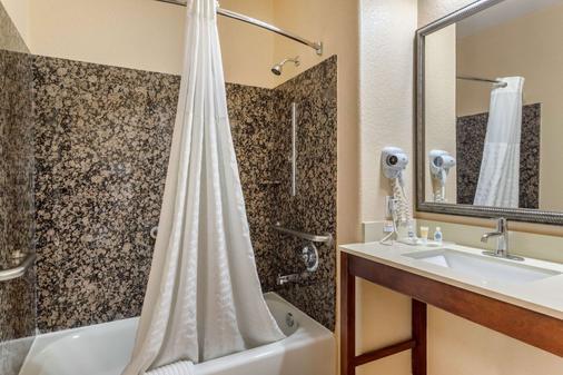 Comfort Suites Baytown - Baytown - Kylpyhuone