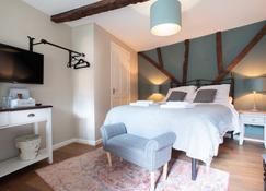 The Talkhouse - Oxford - Yatak Odası