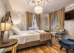 Plaza Marchi Old Town - Mag Quaint & Elegant Boutique Hotels - Σπλιτ - Κρεβατοκάμαρα