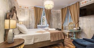Plaza Marchi Old Town - Mag Quaint & Elegant Boutique Hotels - Split - Bedroom