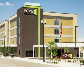 Home2 Suites by Hilton Salt Lake City-Murray, UT - Murray - Gebäude