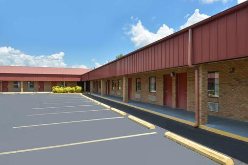 Americas Best Value Inn Batesville - Batesville - Edificio