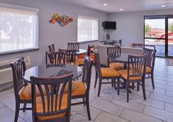 Americas Best Value Inn Batesville - Batesville - Restaurante