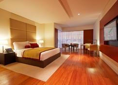 فندق أوريكس إيربورت - الدوحة - غرفة نوم