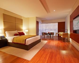 Oryx Airport Hotel - Doha - Slaapkamer