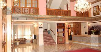 Hôtel Nouzha - Fez - Recepción