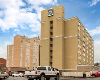 Quality Inn and Suites - Charleston - Gebouw