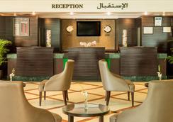 杜拜德伊勒珊瑚酒店 - 杜拜 - 杜拜 - 大廳