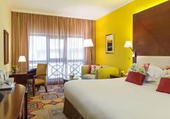 杜拜德伊勒珊瑚酒店 - 杜拜 - 杜拜 - 臥室