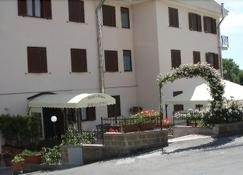 Il Borgonuovo - Manciano - Edificio