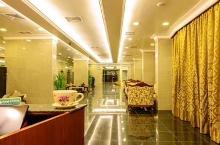 City Tower Hotel - Kuwait City - Lobby