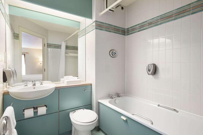 Days Inn by Wyndham Lockerbie Annandale Water - Lockerbie - Μπάνιο