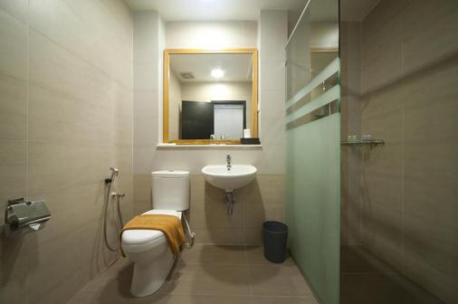 Nova Highlands Hotel - Bringchang - Baño